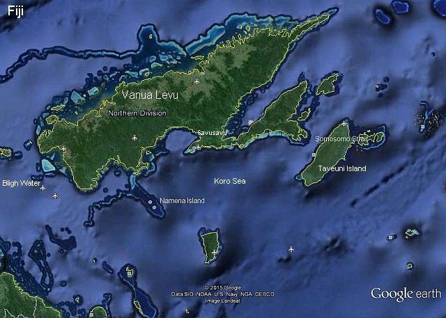 Onlyoneplanet Australia Namena Island And Taveuni Island